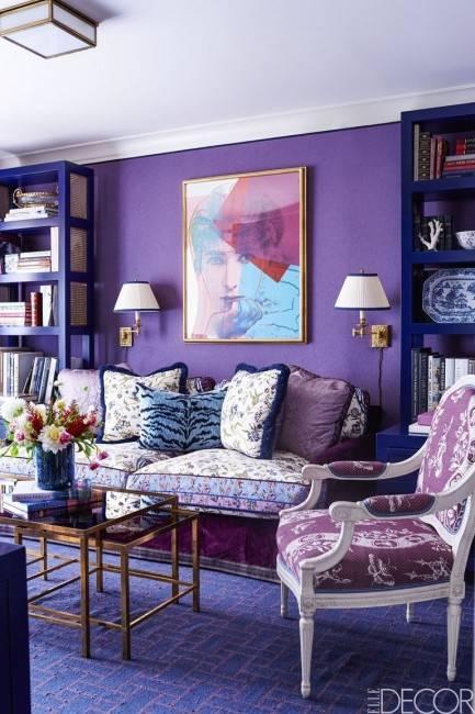 elledecor紫
