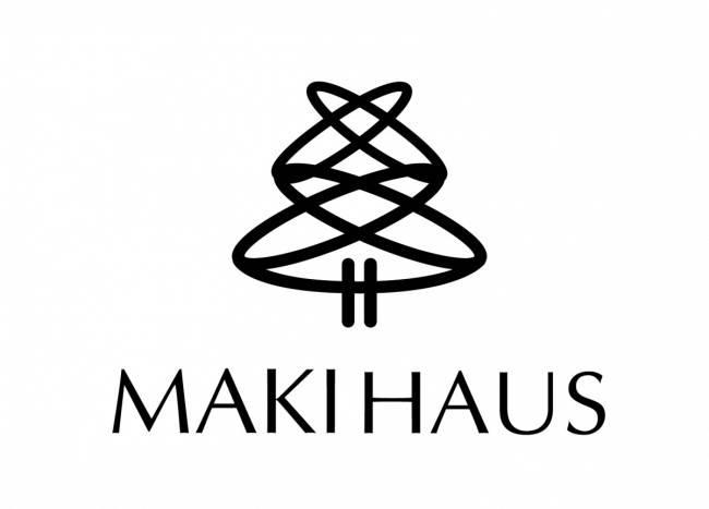 ★MAKIHAUSロゴ